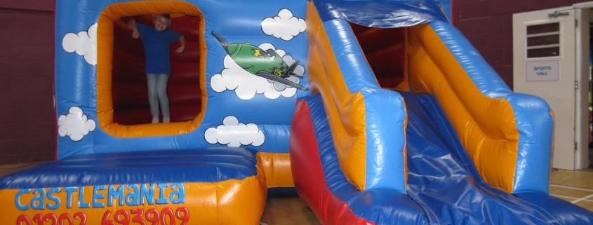 Planes Slide