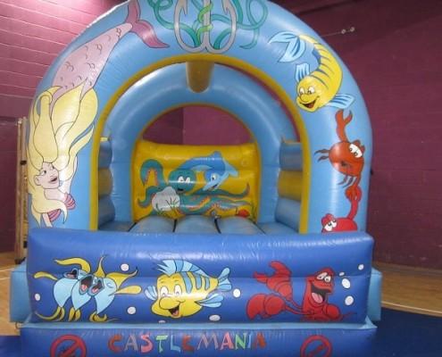 Little mermaid 12 x 15 x 12 £55