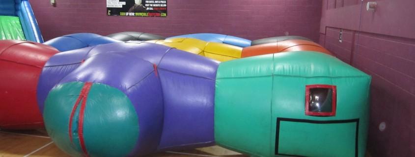 colour Maze 35 x 35 x8 £120
