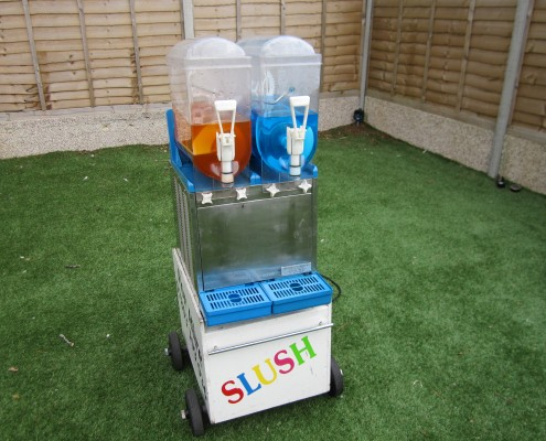 Slush machine