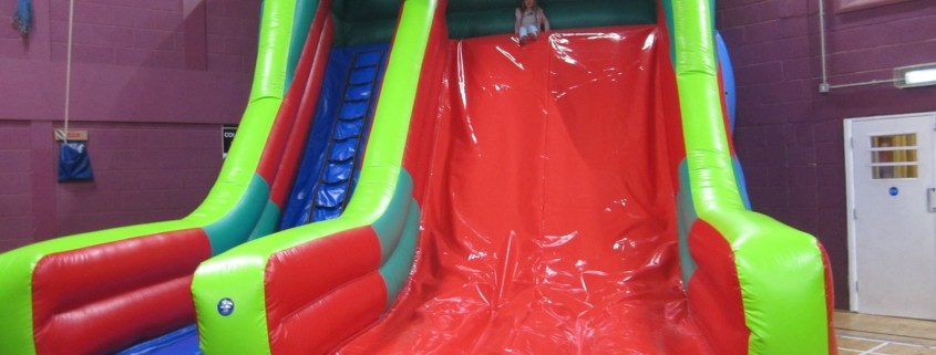 12 ft event slide 1